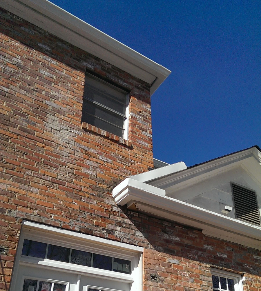 Project Photo Gallery No Flash D Amp J Seamless Gutters