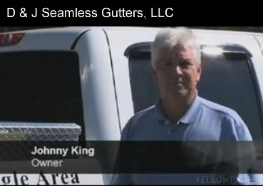 D Amp J Seamless Gutters Of Raleigh Gutter Guards Gutter